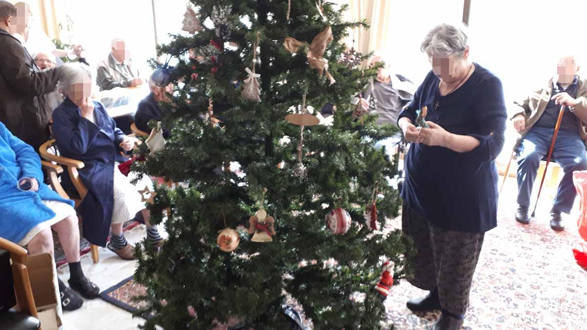 Χριστούγεννα 2018 Στολισμός Δέντρου