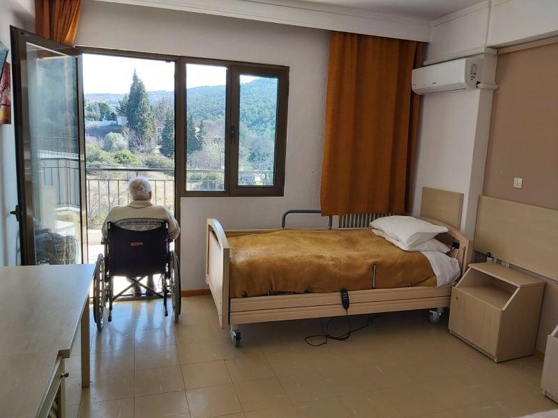 Μονάδα Φροντίδας Ηλικιωμένων - Γηροκομείο Θεσσαλονίκη