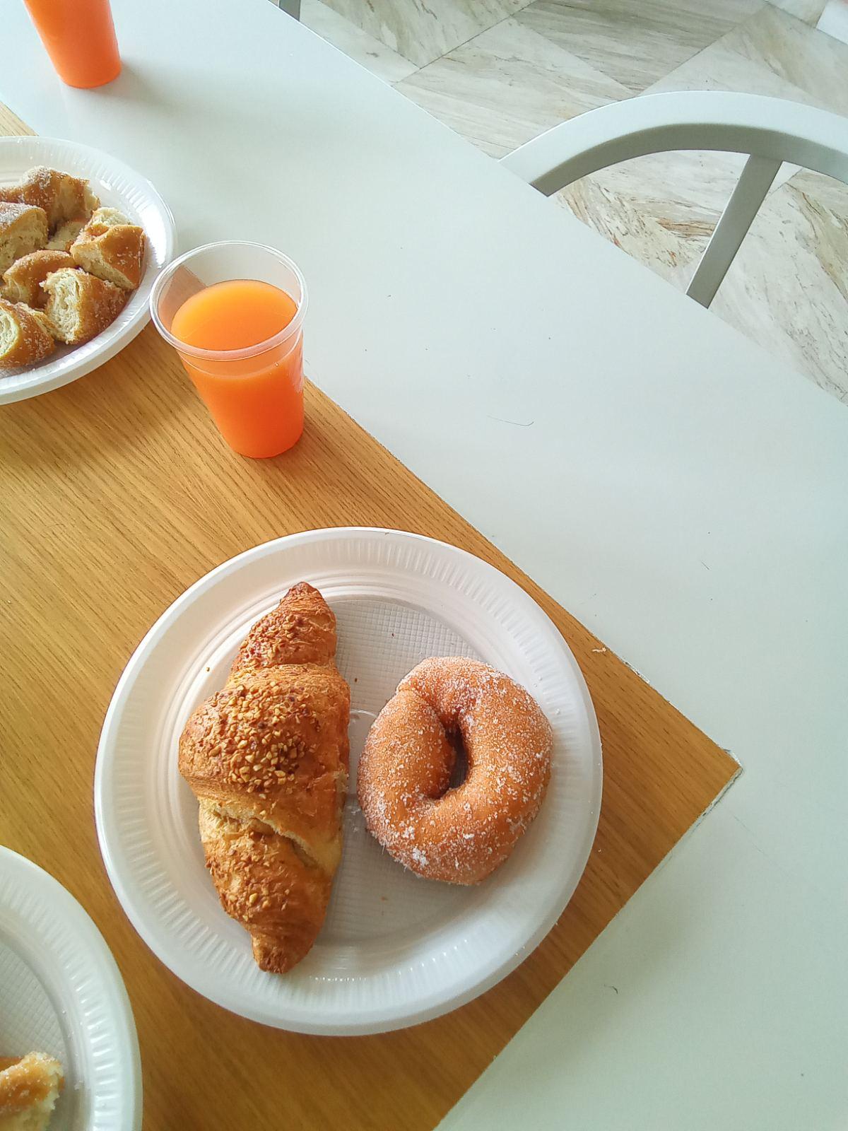 Σήμερα τρώμε ένα γλυκό πρωινό